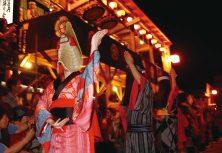 羽後町・西馬音内の盆踊