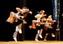 八峰町・石川駒踊り