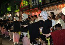 鹿角市・毛馬内の盆踊