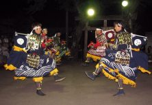 比立内獅子踊