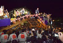 仙北市・角館祭りのやま行事