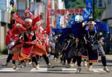 藤里町 Fujisato Town・藤琴豊作踊り