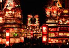 能代市 Noshiro City・ねぶながし行事